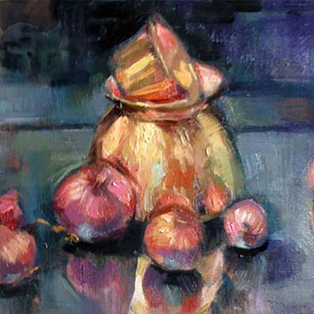 Glass Onion Painting